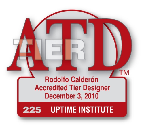 Acredited Tier Designer #225 Up Time Institute
