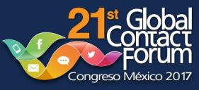 Logo Global Contact Forum 2017